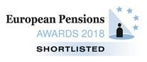 European Pensions Award 2018 shortlisted